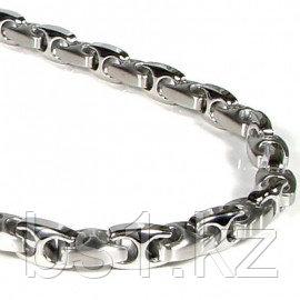 Nitrogen Stainless Steel Men's Link Necklace Chain