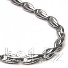 Titanium Men's 5MM Link Necklace Chain