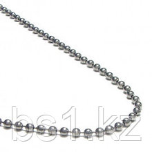 Titanium 3MM Bead Necklace Chain