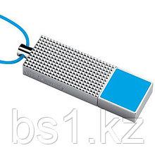ST Dupont 2GB USB Blue Lacqer Flash Drive Key
