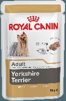Влажный корм для йоркширского терьера Royal Canin Yorkshire Terrier (паштет)