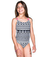 Купальник детский SWIMSUIT GIRLS 25414 01