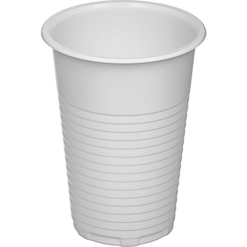 Стакан пластиковый, одноразовый