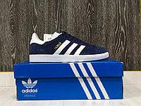 Кроссовки Adidas Gazelle(Dark Blue) 40, 39
