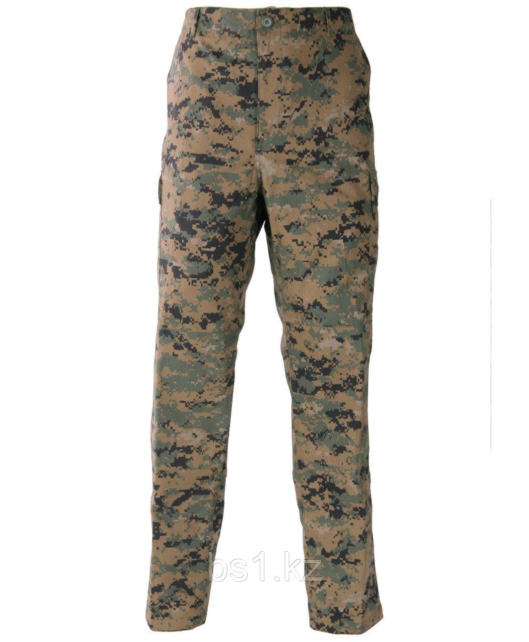 Брюки BDU Genuine Gear Pants камуфляж вудланд цифра, Propper