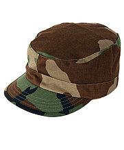 Кепи военное BDU Patrol Cap камуфляж вудланд Woodland, Propper