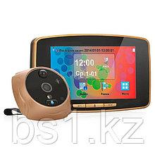 Видеоглазок дверной GSM глазОК - GSM IT-2