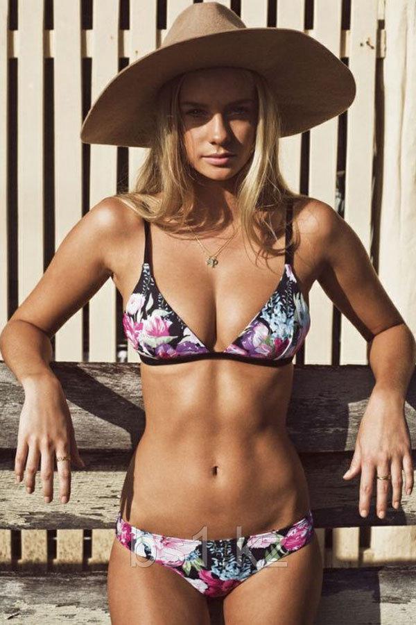 Summer Vibe Brazilian Floral Print Bikini