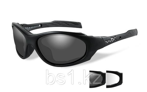 Очки защитные XL-1 GREY/CLEAR/ MATTE BLACK FRAME