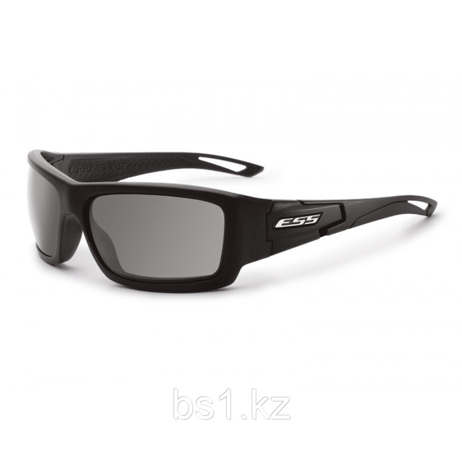 Патрульные очки ESS Credence Black Frame Smoke Gray Lenses