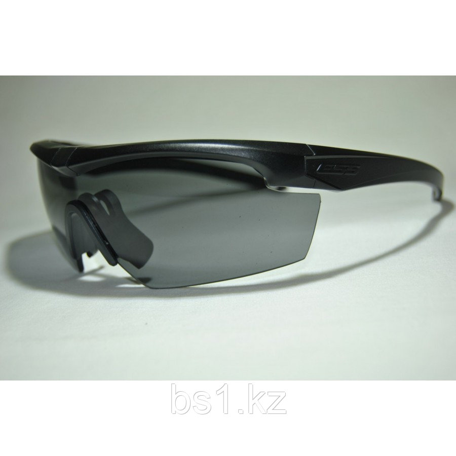 Очки стрелковые ESS Crosshair One Kit Smoke Gray lens