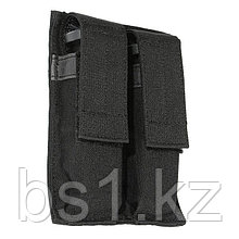 HOOK BACKED DOUBLE PISTOL MAG POUCH