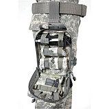 Набедренная система медицинского подсумка  ΩMEGA ELITE® MODULAR DROP-LEG MEDICAL POUCH, фото 2