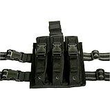 Набедренная система подсумок магазинов ΩMEGA ELITE® SMG 9MM POUCH, фото 3