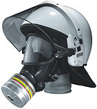 Противогаз полнолицевая маска 3S, фото 2