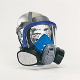 Противогаз полнолицевая маска Advantage 3200, фото 3