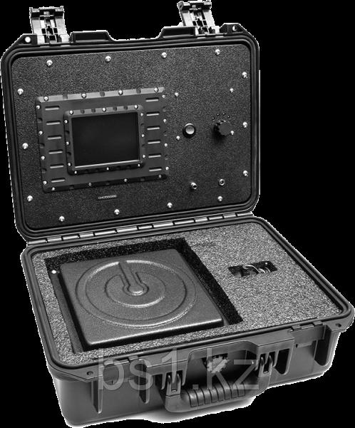 Автомобильный приемник изображений тактических камер