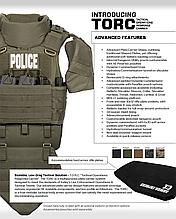 Тактический бронежилет TACTICAL OPERATIONS RESPONSE CARRIER (TORC)