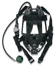 Система для крепления дыхательных аппаратов AirGoFix SCBA