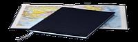 Ежедневник Santiago, не датированный + Атлас, белая бумага, 14,5*20,5, цвет синий