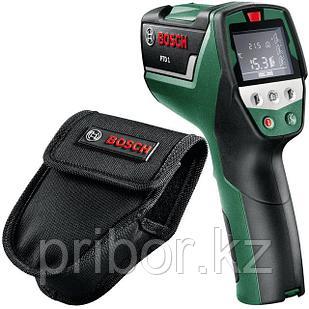 Термометр инфракрасный (пирометр) Bosch PTD1 (-10°С + 200°С) . Внесён в реестр РК