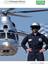 Вертолетный шлем LH 350 Helicopter Helmet