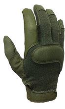 Тактические кевларовые огнеупорные перчатки CG 400B – Official Army Combat Glove, Sage Green
