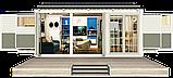 Разбирающиеся дома,магазины,кафе, фото 2