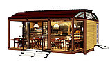 Разбирающиеся дома,магазины,кафе, фото 4