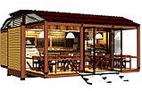 Разбирающиеся дома,магазины,кафе, фото 5