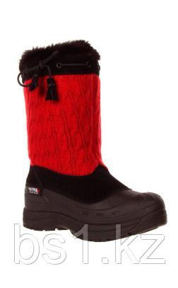 Зимние сапоги Cozy Dark Red