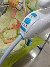 Шезлонг, электро-качалка, колыбель с пультом, электрокачели, фото 4
