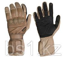 Перчатки тактические кожаные, огнеупорные с защитой суставов FLASHOVER GLOVE