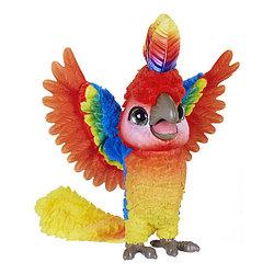 Поющий Кеша интерактивный попугай Furreal Friends