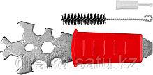 """Краскопульт пневматический KRAFTOOL """"PRO"""" Jeta 3000 mini, HVLP, c верхним бачком, 0,8мм, фото 2"""