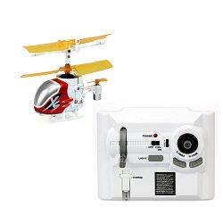 Вертолет Нано Фалкон XS (из книги рекодродов Гиннесса) 84702