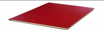 Блокнот А5, Красный