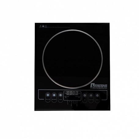 Плита индукционная HL-С22XA ( 340х405мм, 1,8 кВт, 220В) цвет: черный