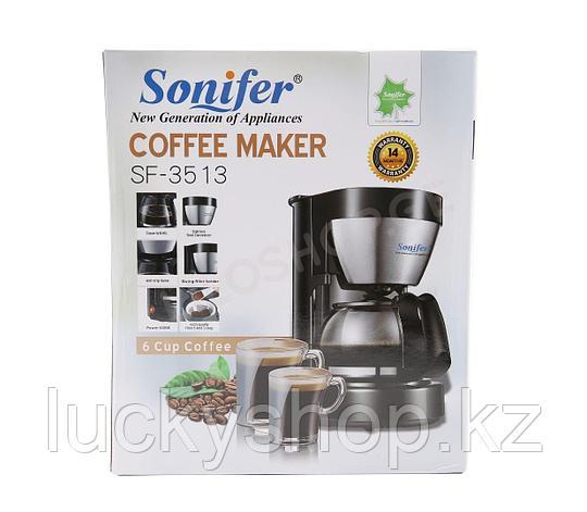 Кофеварка Sonifer COFFEE MAKER SF-3513, фото 2
