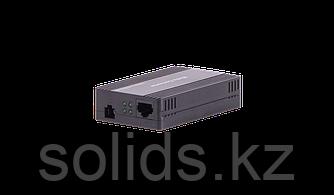 Медиаконвертер GIGALINK UTP, 100Мбит/c, WDM, без LFP, SM, SC, Tx:1310/Rx:1550, 18 дБ (до 20 км) пластик, шт
