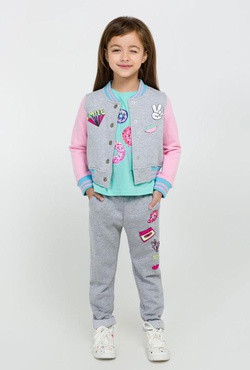 Спортивные брюки для девочек Acoola