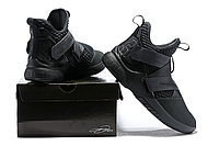 "Кроссовки Nikе Lebron Zoom Soldier 12 (XII) ""All Black"" (40-46), фото 6"