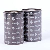 Zebra 2300 Wax Black 64 мм/74м аксессуар для штрихкодирования (02300GS06407)