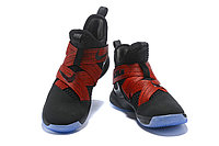 "Кроссовки Nike Lebron Zoom Soldier 12 (XII) ""Black/ Red"" (40-46), фото 3"