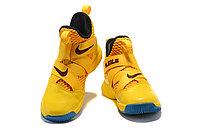 "Кроссовки Nike Lebron Zoom Soldier 12 (XII) ""Knight Yellow"" (40-46), фото 4"
