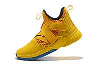 "Кроссовки Nike Lebron Zoom Soldier 12 (XII) ""Knight Yellow"" (40-46), фото 3"
