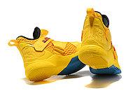 "Кроссовки Nike Lebron Zoom Soldier 12 (XII) ""Knight Yellow"" (40-46), фото 5"