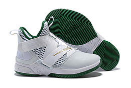 """Кроссовки Nikе Lebron Zoom Soldier 12 (XII) """"Celtics"""" (40-46)"""