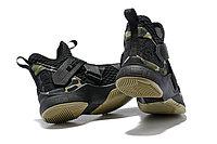 "Кроссовки Nike Lebron Zoom Soldier 12 (XII) ""Black Camo"" (40-46), фото 5"
