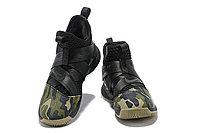 "Кроссовки Nike Lebron Zoom Soldier 12 (XII) ""Black Camo"" (40-46), фото 3"